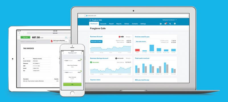 Sally's Bookkeeping Services - Xero Mobile Cloud Accounting
